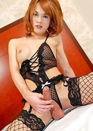 Yuna is a beautiful shemale into both men and women and likes to be the aggressor in sex