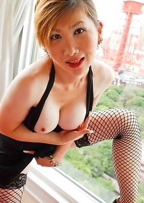 Sayaka is beauty from Japan. She has gorgeous long hair reaching to her hips. Sayaka does neither escort nor perform in porn