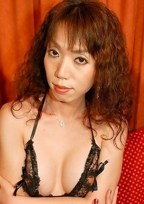 Japanese Yumi is a post-op shemale with a delicious new pussy ready to lick up!