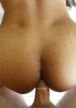 25yo busty Thai shemale Pang sucks and fucks white cock and licks up his cum