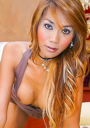 Monique is a beautiful Thai tgirl with an amazing body, perky tits, a great ass and a delicious cock!