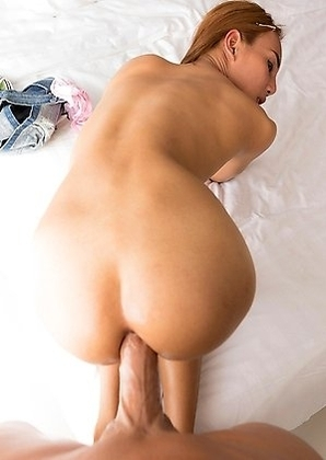 Ladyboy Pink - Bubbles Denim Mini Bareback