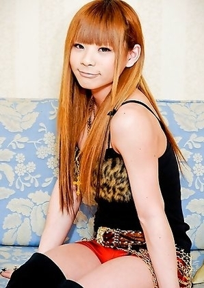 Red-hot newhalf starlet Sayaka who has a Japanese father and a Chinese mother.