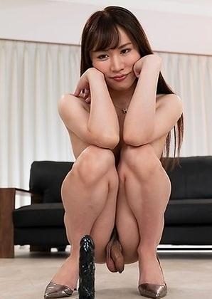 Serina Tachibana Anal Dildo Masturbation