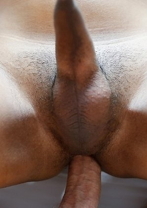 20 year old Thai Donut gets huge facial from white cock