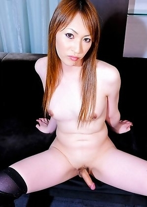 Haruka is a newhalf superstar in Japan! She has beautiful porcelain skin, nice hormonal breasts, long legs, delicate nape and a graceful carriage.