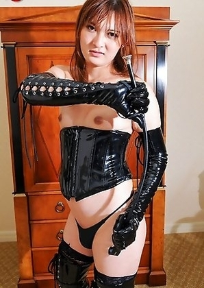 Twenty-three year old Mao is a popular newhalf porn star, based in Tokyo.