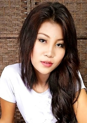 Cartoon is 18 and 2 month, she's the most adorable, sweet, lovable, funny, feminine ladyboy I've met.